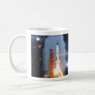 Mercury Historical Mug