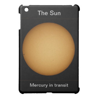 Mercury in transit NASA Cover For The iPad Mini