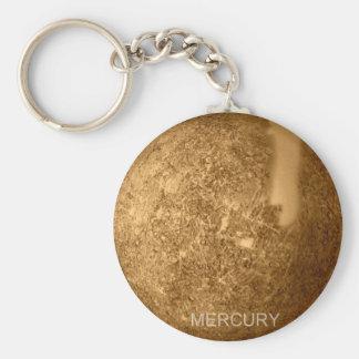 Mercury Key Ring