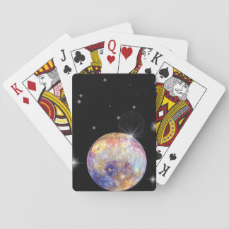 Mercury Playing cards