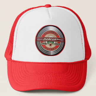 Mercury Vintage Outboard motors Trucker Hat