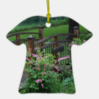 Mercury's Garden Ceramic T-Shirt Decoration