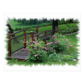 Mercury's Garden Postcard