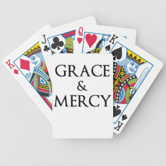 Mercy Bicycle Playing Cards