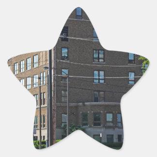 Mercy College Star Sticker