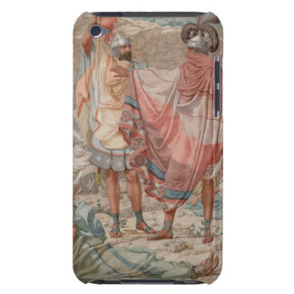 Mercy: David Spareth Saul's Life, 1854 Barely There iPod Cover