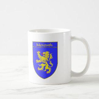 Meredith Coat of Arms/Family Crest Basic White Mug