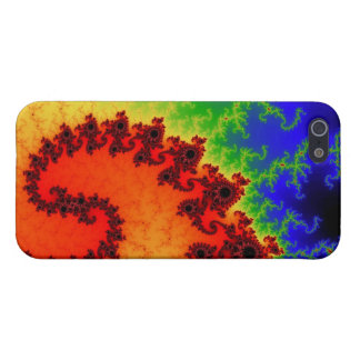 Mergence Fractal iPhone Case iPhone 5/5S Cover