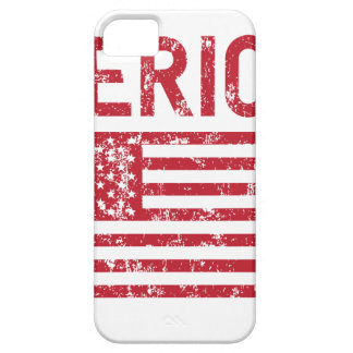 Merica Flag iPhone 5 Cover