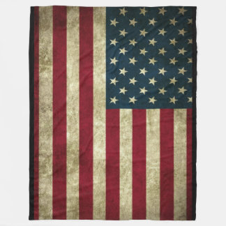 'merica fleece blanket