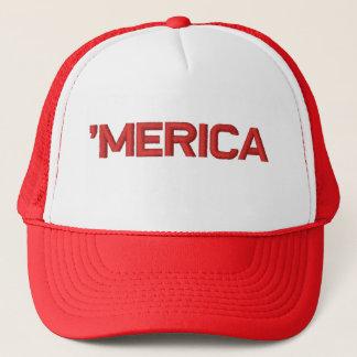 'MERICA Hat (red)