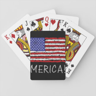 Merica Playing Cards