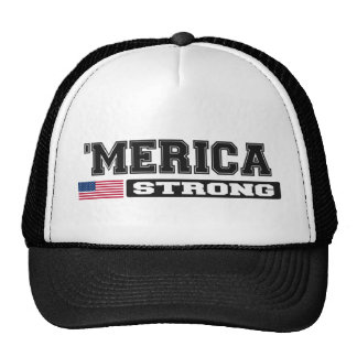 'MERICA STRONG Hat