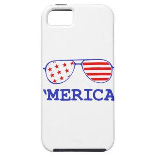 'Merica Tough iPhone 5 Case