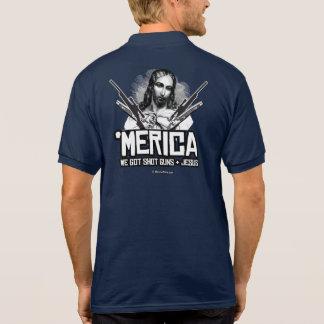 'Merica - We Got Guns and Jesus Polos