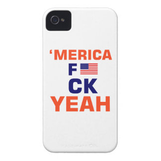 Merica Yeah tshirts iPhone 4 Cases