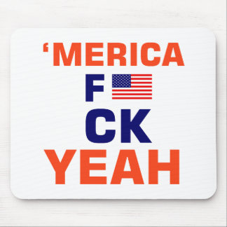 Merica Yeah tshirts Mouse Pad