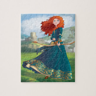 Merida   Let's Do This Jigsaw Puzzle