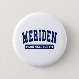 Meriden Connecticut College Style tee shirts 6 Cm Round Badge