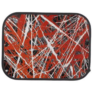 MERIDIAN (an abstract art design) ~ Floor Mat
