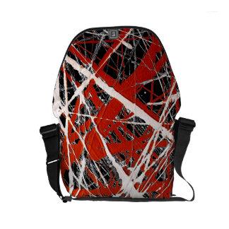 MERIDIAN (an abstract art design) ~ Messenger Bags