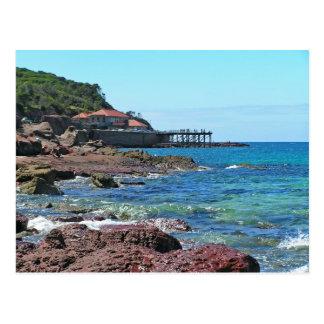 Merimbula , Australia Postcard