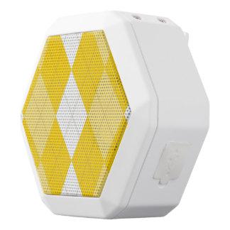 Meringue Argyle Boombot White Boombot Rex Bluetooth Speaker
