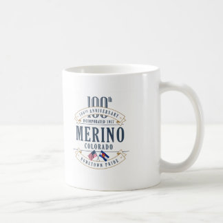 Merino, Colorado 100th Anniversary Mug