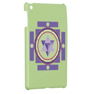 Merkaba Mandala iPad Mini Cover