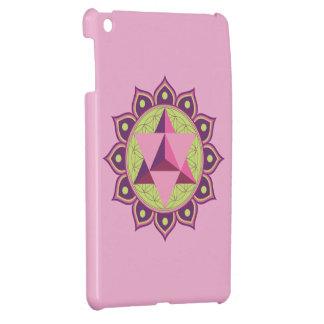 Merkaba on Flower of Life iPad Mini Case