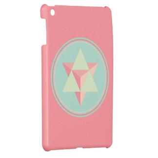 Merkaba Star Tetrahedron iPad Mini Cover