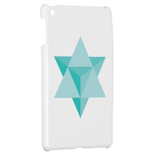 Merkaba Star Tetrahedron iPad Mini Covers