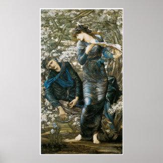 Merlin Fine Art Poster or Print