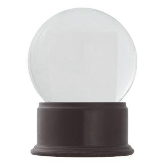 Merlot Onyx Snow Globe Snow Globes