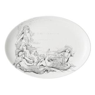 Mermaid 1 Platter