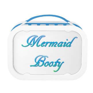 Mermaid 2-Sided Lunch Bento Box