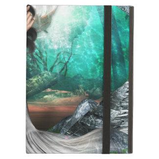 mermaid-3 iPad air cover