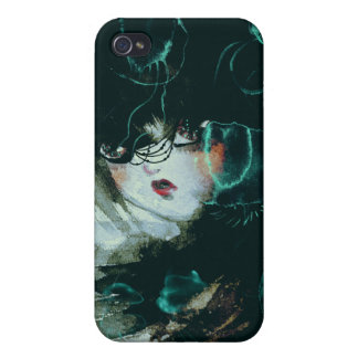 Mermaid 4 iPhone 4/4S case