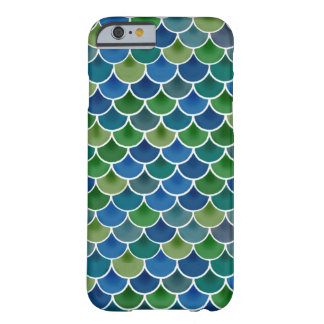 Mermaid 6/6S Barely There Case