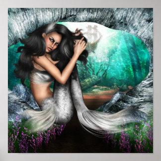 Mermaid Allure Poster