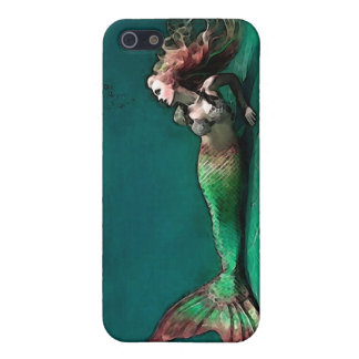 Mermaid at the bottom of the Sea iPhone 5/5S Cover