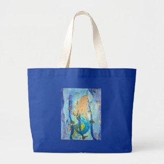 Mermaid Bag - Large Tote