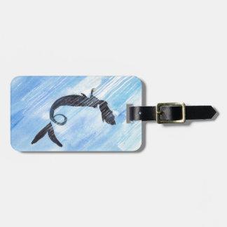 Mermaid Bag Tag