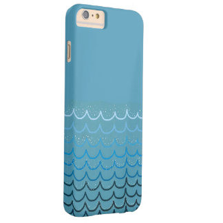 mermaid barely there iPhone 6 plus case
