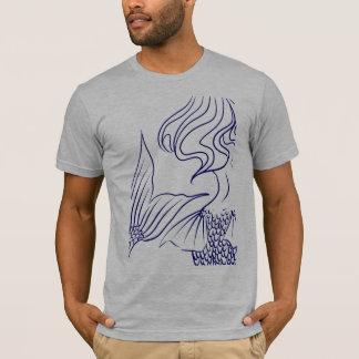 Mermaid Blue T-Shirt
