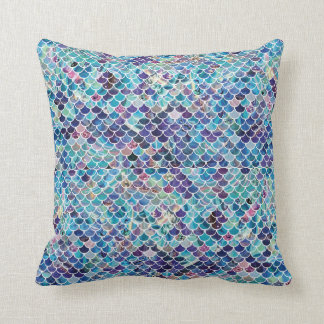 Mermaid Blues Cushion