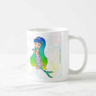 Mermaid cocoa cup