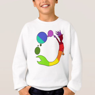 Mermaid Color Wheel Sweatshirt
