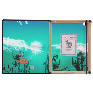 Mermaid Cover For iPad