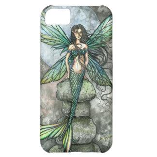 Mermaid Fairy Green iPhone Case